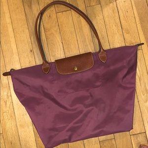 Longchamp bag tote purse